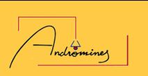 Logotip Associació Social Andròmines